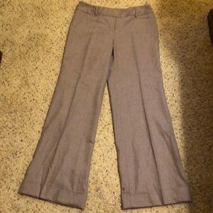 Ann Taylor sz 8 dress pants fully lined